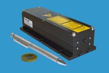 Low Peak Power Laser